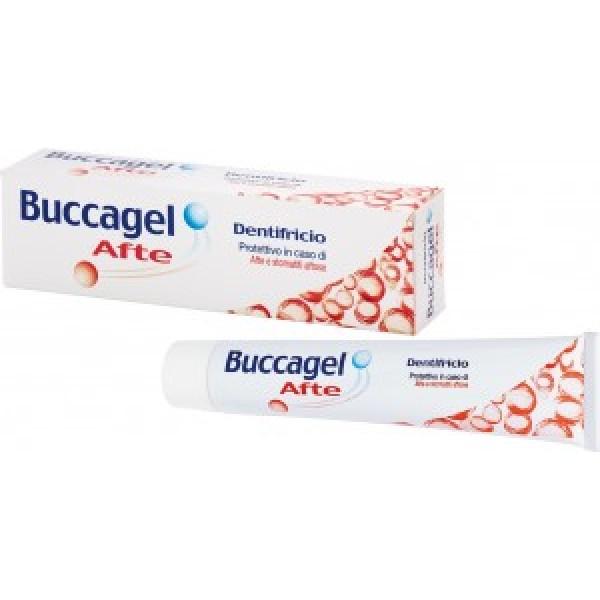 Buccagel Dentifricio 50ml