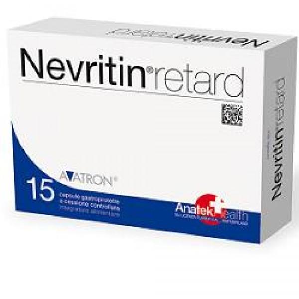 NEVRITIN Retard 15 Cps