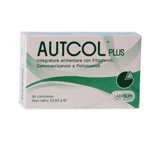 AUTCOL Plus 36Cps 850mg