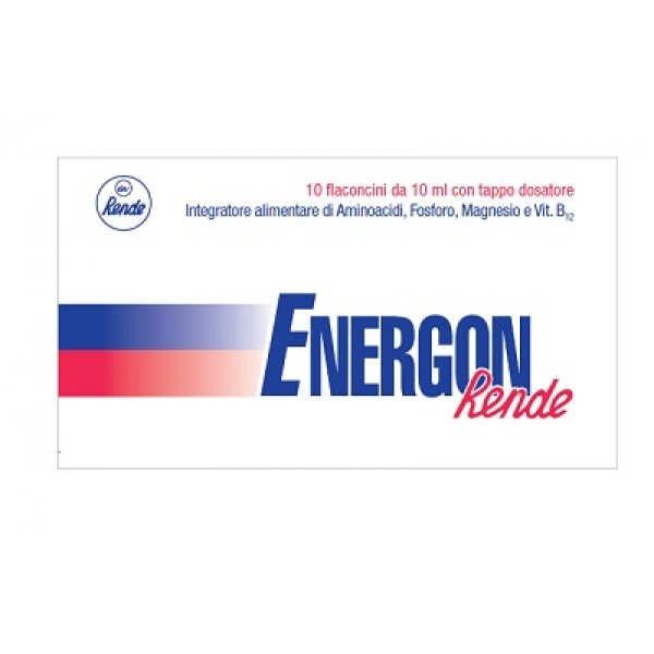 ENERGON 10 Fl.10ml