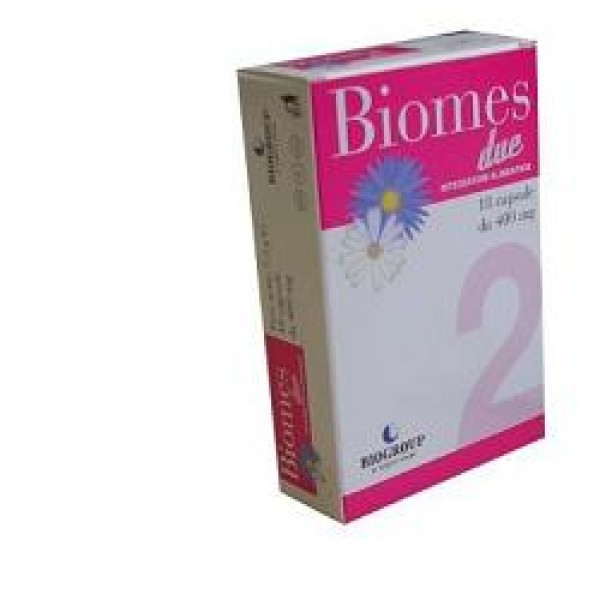 BIOMES Due 18 Cps 400mg