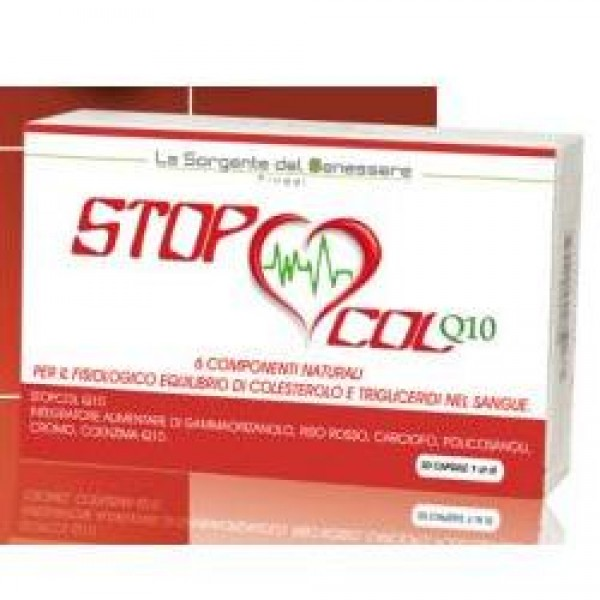 STOP COL Q10 30 Cps
