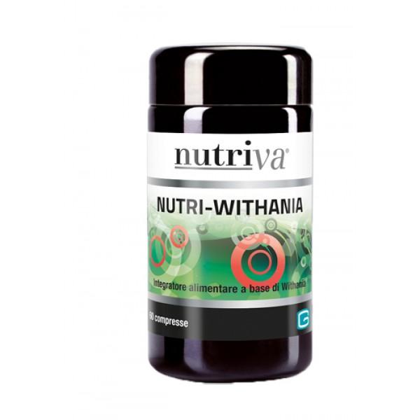 NUTRIVA Nutri Withania 60Compresse