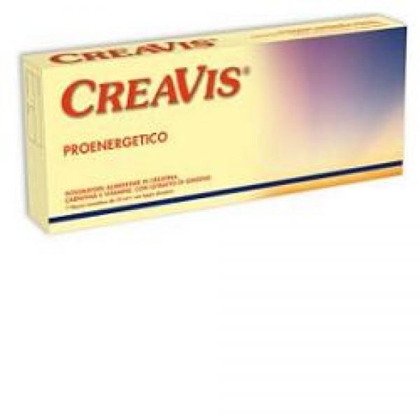 CREAVIS 7 Flac.10ml