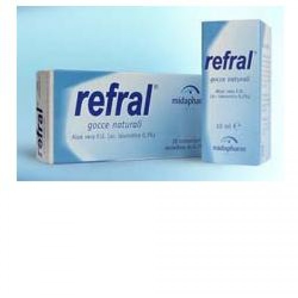REFRAL Gtt 1 Fl.10ml