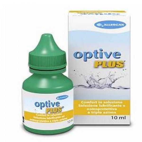 OPTIVE Plus Soluzione Oftalmica Gocce Oc...