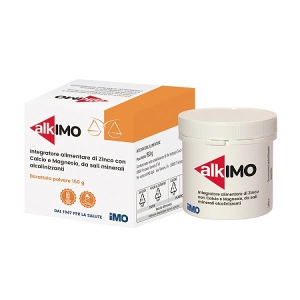 ALKIMO Calcio Magnesio Zinco Polvere 150 g