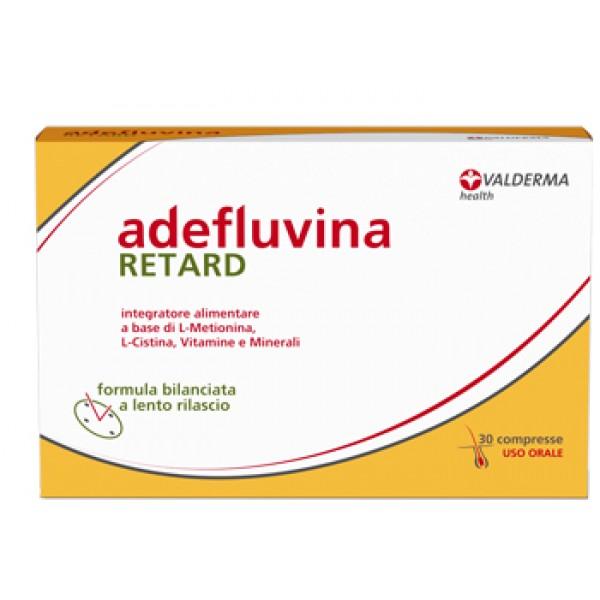 ADEFLUVINA Retard 30 Cpr