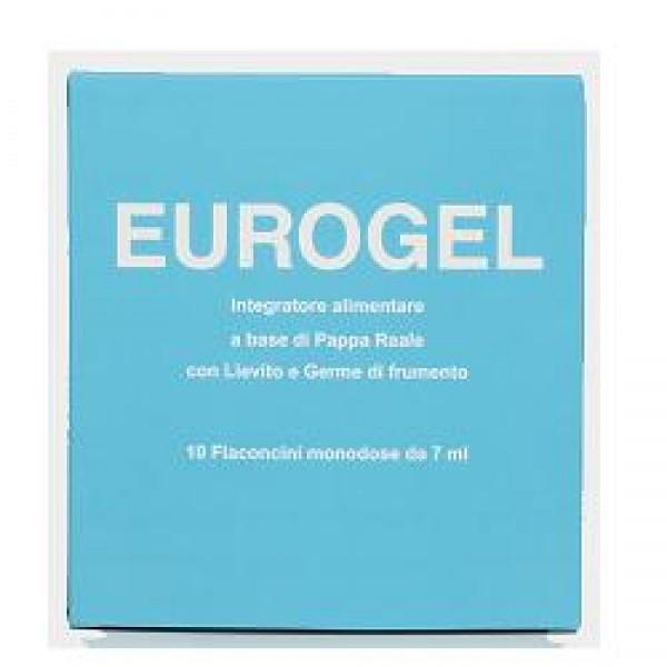 EUROGEL Gel Reale 10 flaconcini 7 mll