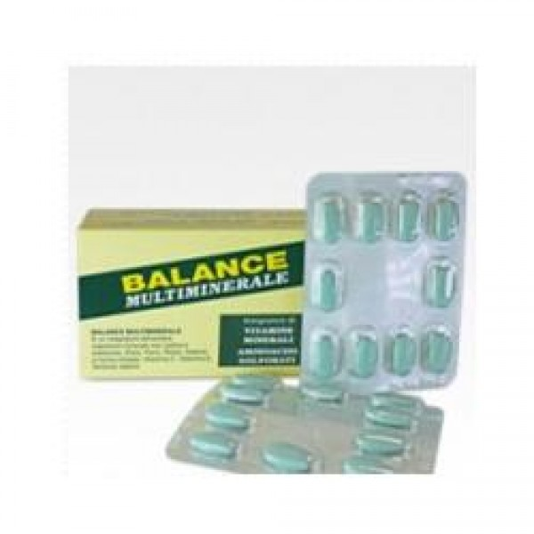 BALANCE Multiminerale 40 Cpr