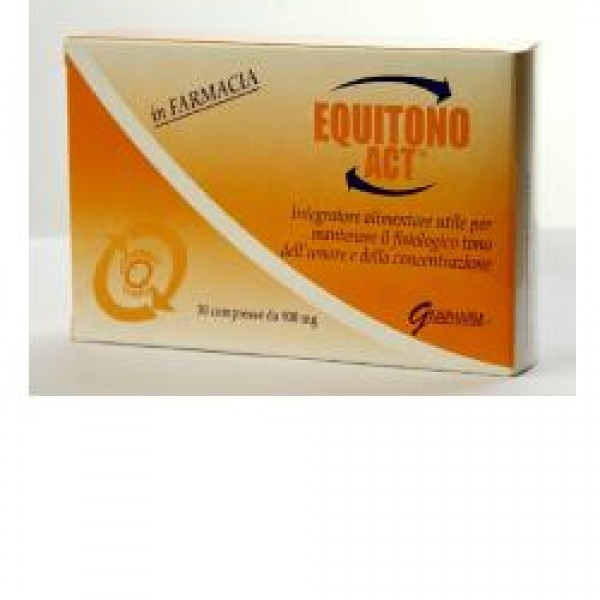 EQUITONO ACT 15 Cpr 900mg