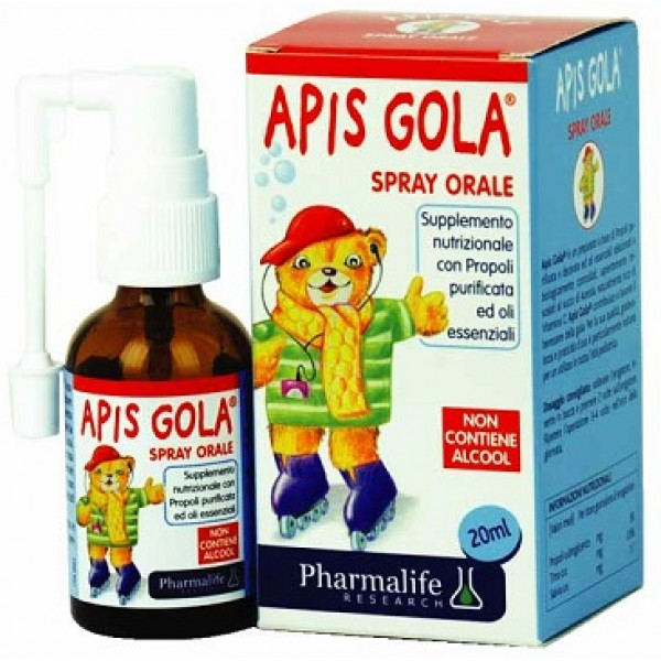 APIS Gola Bimbi Spray 20ml