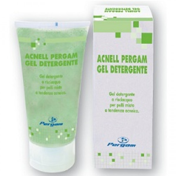 ACNELL Gel Det.Viso 150ml