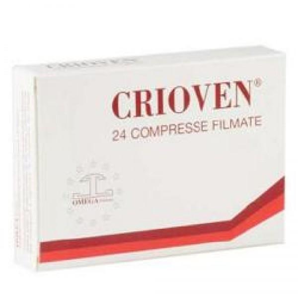 CRIOVEN 24 Cpr Filmate