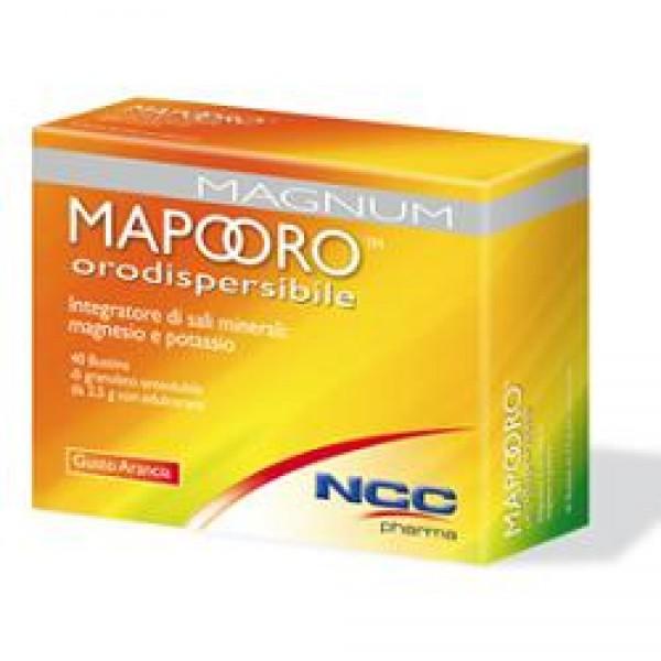 MAPOORO MAGNUM 40 Bust.
