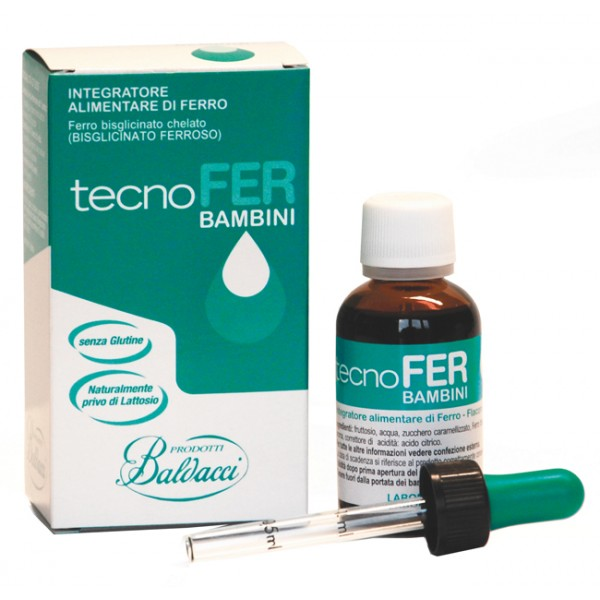 TECNOFER Gtt Bamb.30ml
