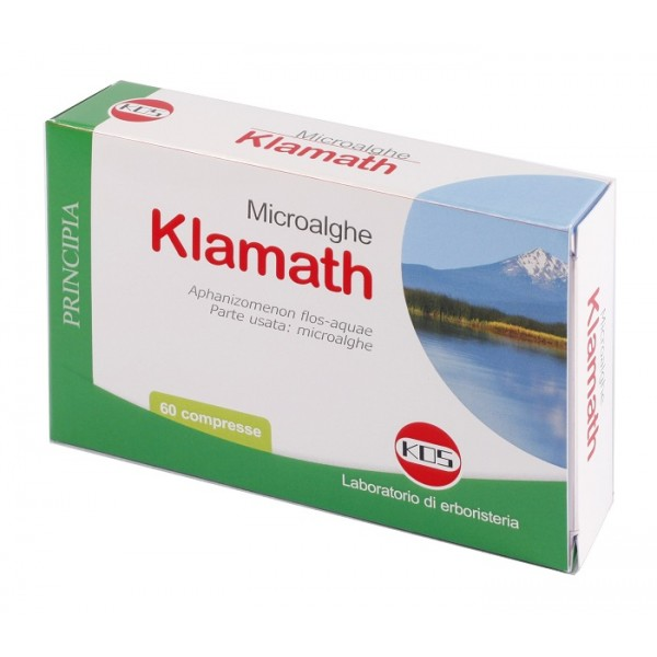 Alga Klamath 60 Compresse 400 mg