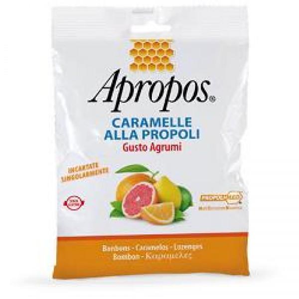 APROPOS Caramelle alla Propoli gusto Agrumi 50g