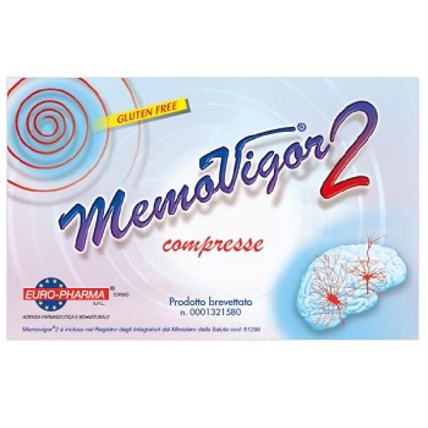 MEMOVIGOR 2 20 Compresse
