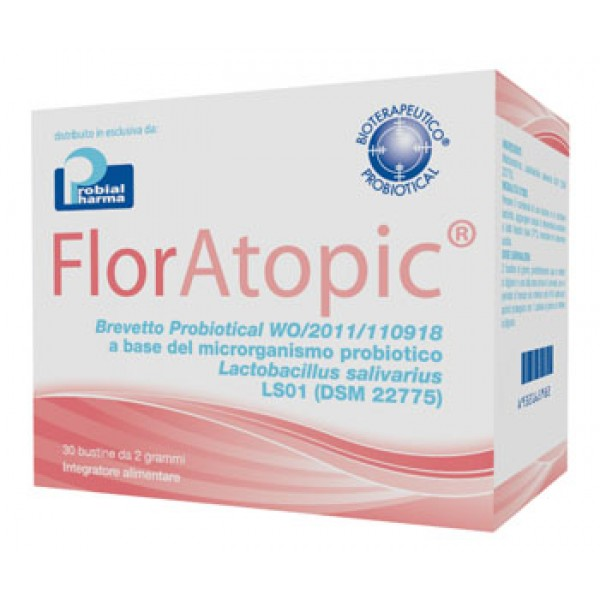 FlorAtopic 30 Bustine