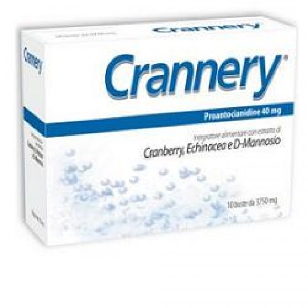 CRANNERY 10 Buste 3750mg