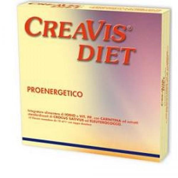 CREAVIS DIET 10 Fl.10ml