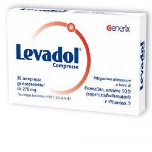 LEVADOL 20 Cpr 270mg