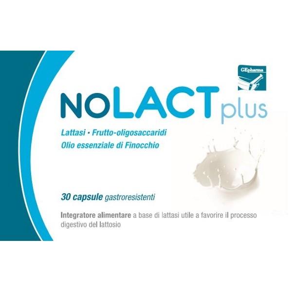 NOLACT Plus 30 Capsule