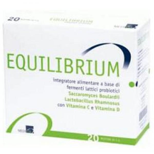 EQUILIBRIUM 20 Bustine 2,45g