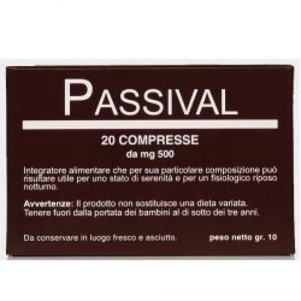 PASSIVAL Compresse