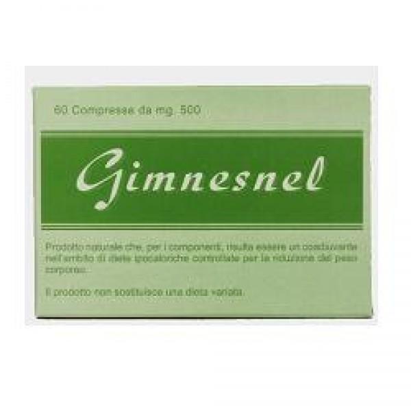 GIMNESNEL 60 Cpr 500mg