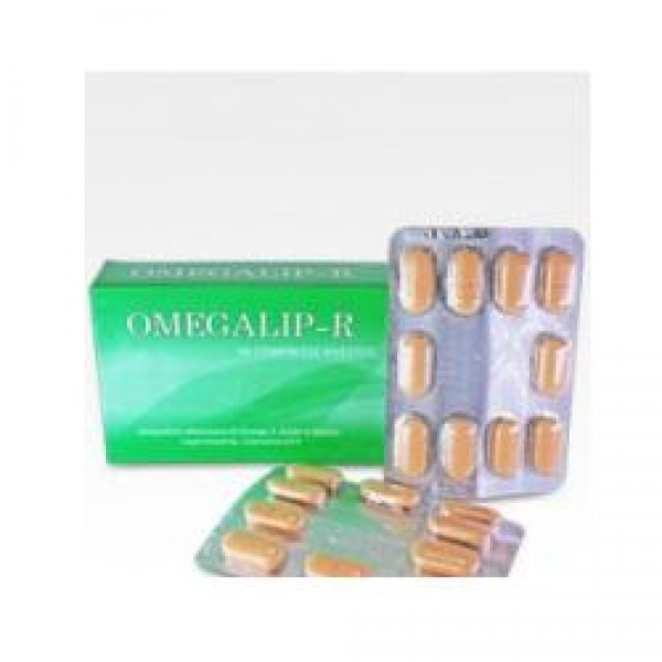 OMEGALIP-R 30 Cpr 1300MG