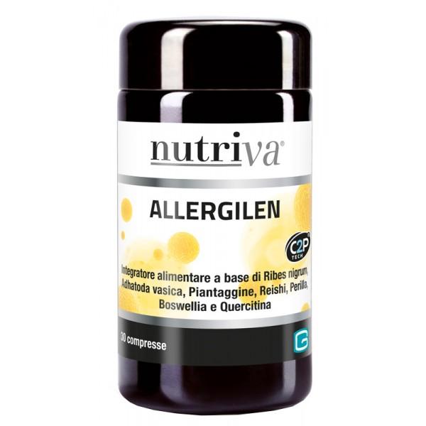 NUTRIVA Allergilen 30Compresse 900mg