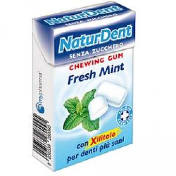 NATURDENT Fresh Mint