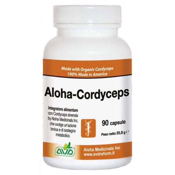 ALOHA CORDYCEPS 90 Cps A.V.D.