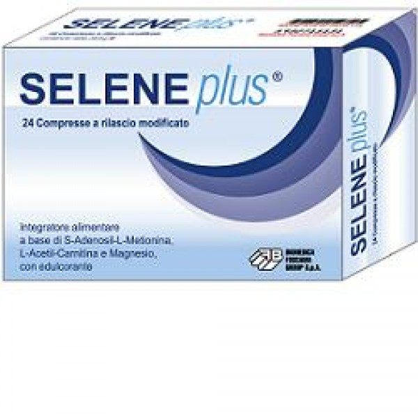 SELENE Plus 24 Compresse 1,2g