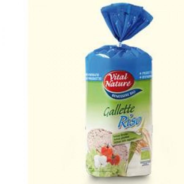 ITAL'NATURE Gallette Riso 135g