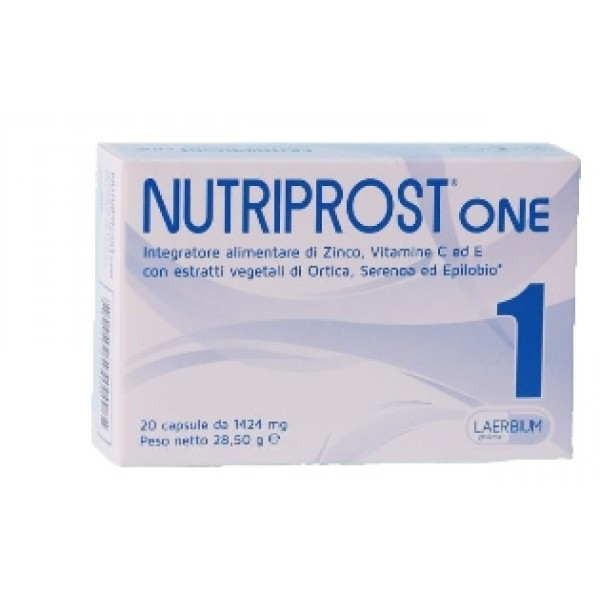 NUTRIPROST One 20 Cps