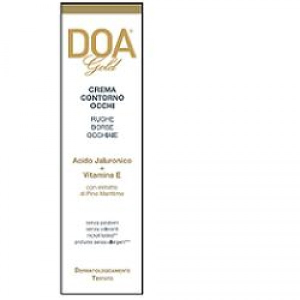 DOA GOLD Crema C/Occhi 30ml