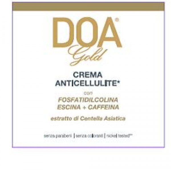 DOA GOLD Crema A-Cell.200ml