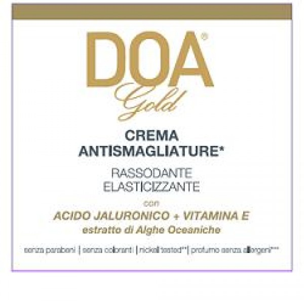 DOA GOLD Crema A-Smagl.200ml