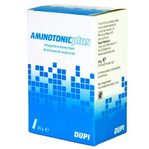 AMINOTONIC Plus 20 Bust.