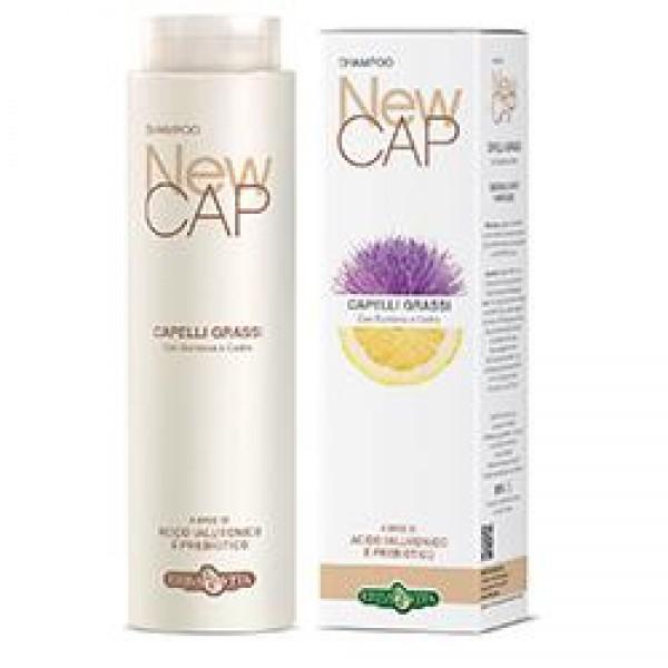 NEWCAP Shampoo Equilibrante Capelli Gras...