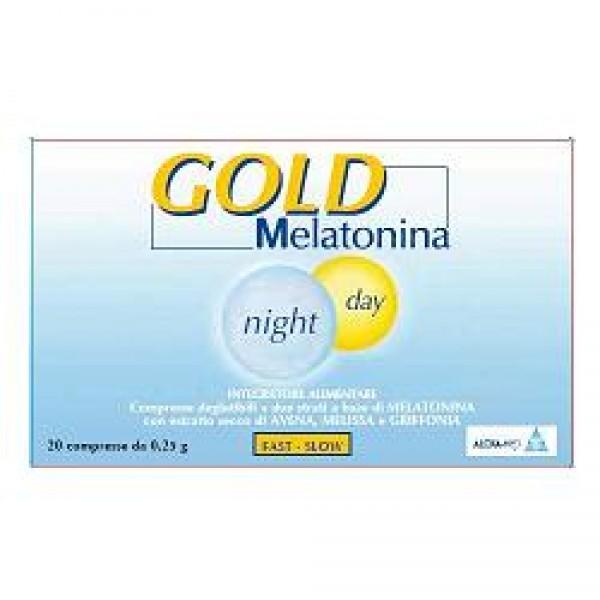 MELATONINA Gold HTP 1mg 20 Cpr