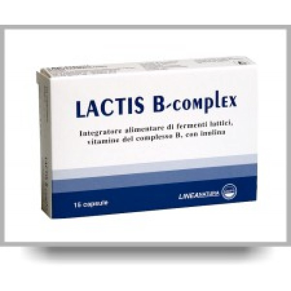 LACTIS B Cpx 15 Cps