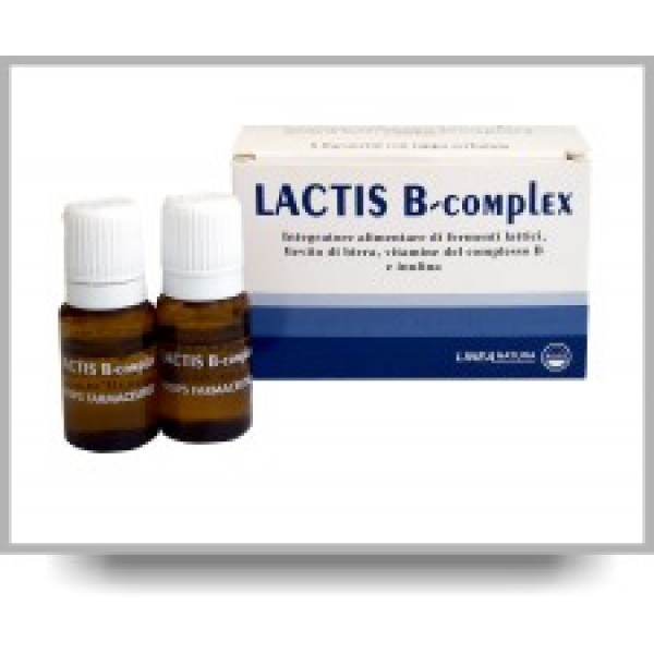 LACTIS B Cpx 8 Fl. 10ml