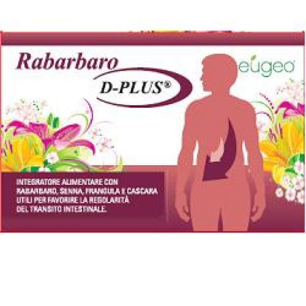 RABARBARO D-Plus 15 Cpr