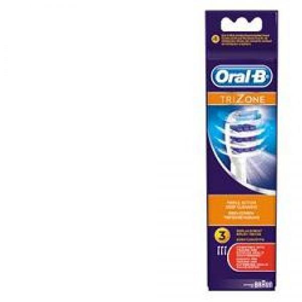 ORAL-B Ric.EB30-3 Trizone 3pz