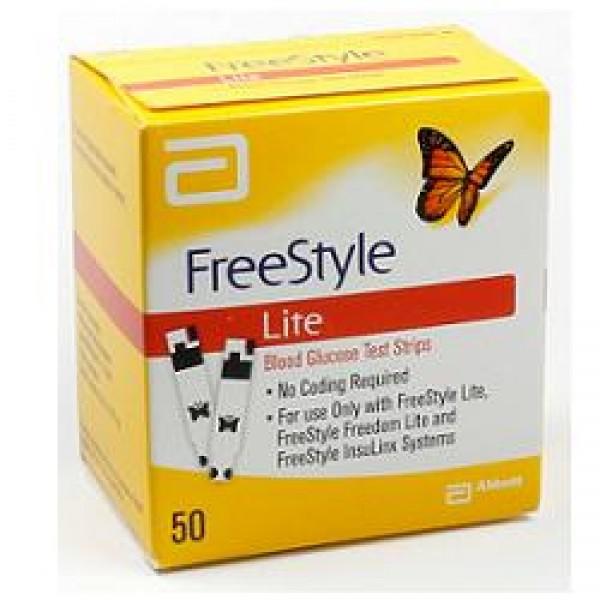FREESTYLE Lite 50 Strisce reattive per G...