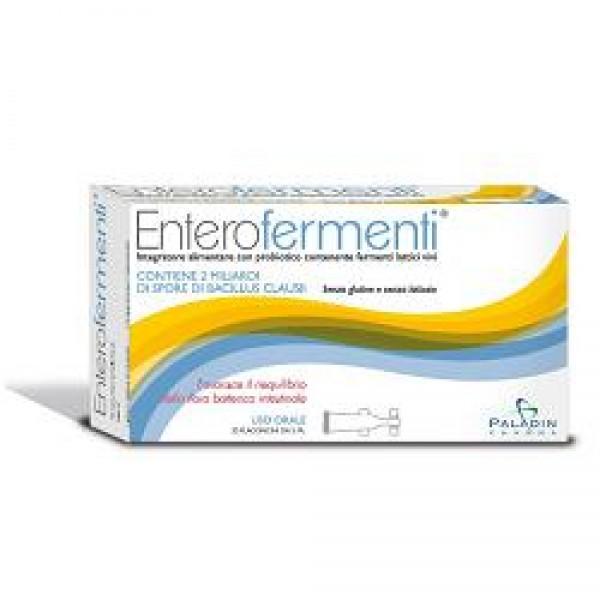ENTEROFERMENTI 2MLD 20fl.5ml